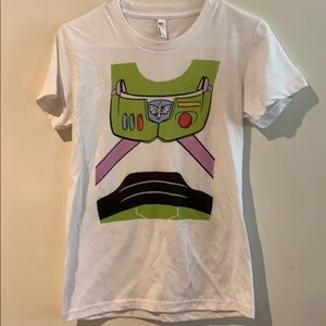 Buzz LightYear Short Sleeve T-Shirt